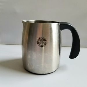 Starbucks Coffee Stainless Steel Milk Frother 2006